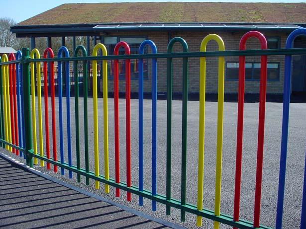 Schools Colleges Amp Nurseries Tonbridge Fencing