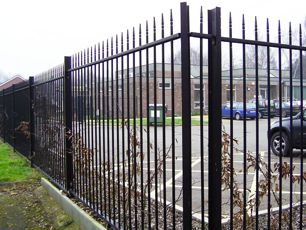 Security fencing cctv cameras tonbridge