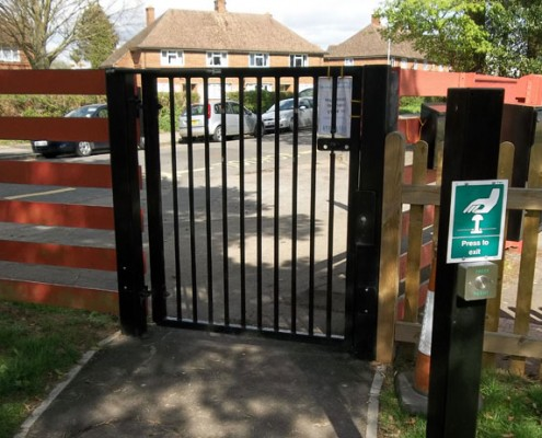 Gate Automation Amp Entry Systems Tonbridge Fencing