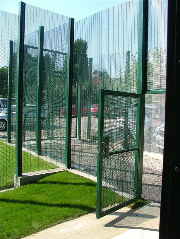 High Security 358 Mesh Fencing Tonbridge Fencing